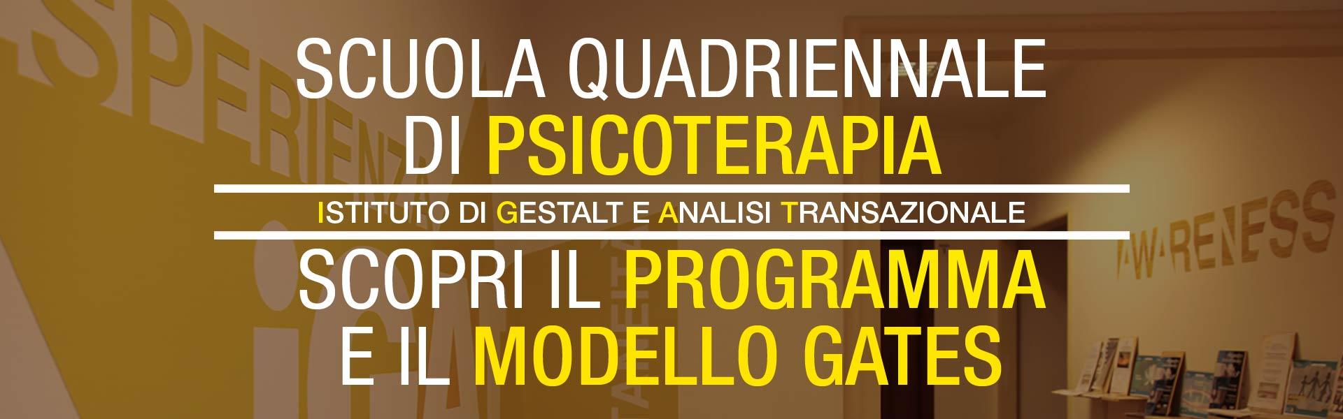 Scuola di Psicoterapia IGAT Istituto di Gestalt e Analisi Transazionale