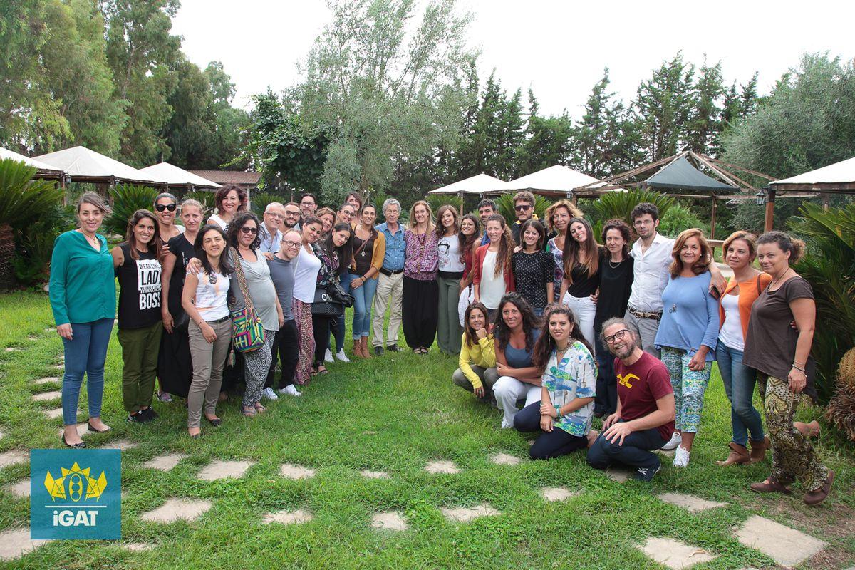 10 IGAT Istituto di Gestalt e Analisi Transazionale Workshop Dal Desiderio alla Concretezza_3
