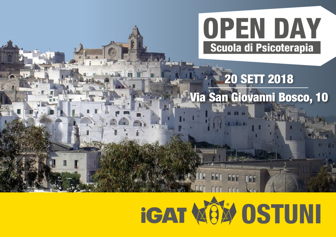 Open Day Ostuni 20 settembre 2018 copia