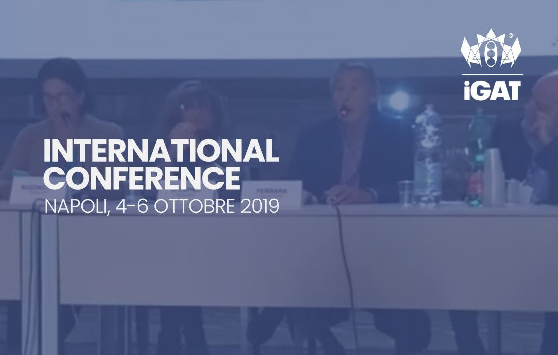 International Conference - Napoli - 4/6 Ottobre 2019