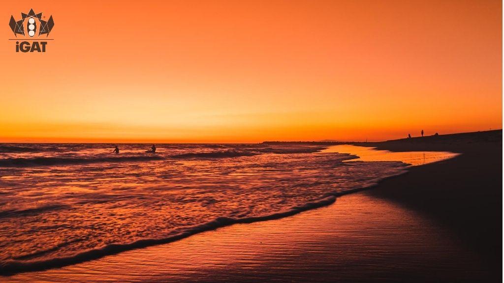 invidia tramonto sentimento emozione terapia paziente spiaggia mare dolore mancanza carenza