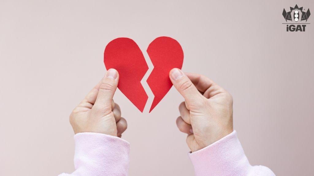 relazioni abbandono cuore infranto moglie marito separazione